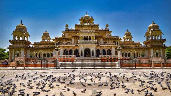 Jaipur in World Heritage site List of UNESCO Second City in india after ahmedabad