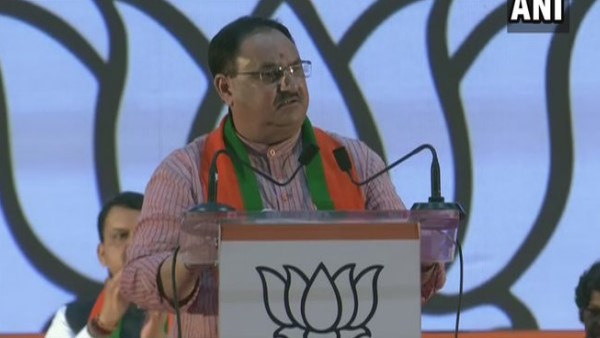 BJP working president J P Nadda claims good days will come and country is changing