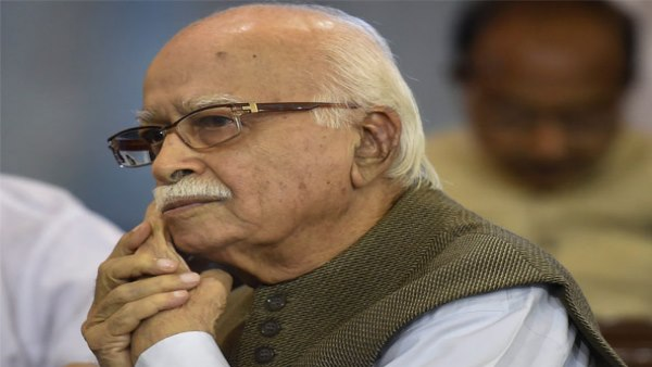 Advani's example by the workers