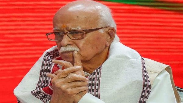 Advani said in praise of Jinnah?