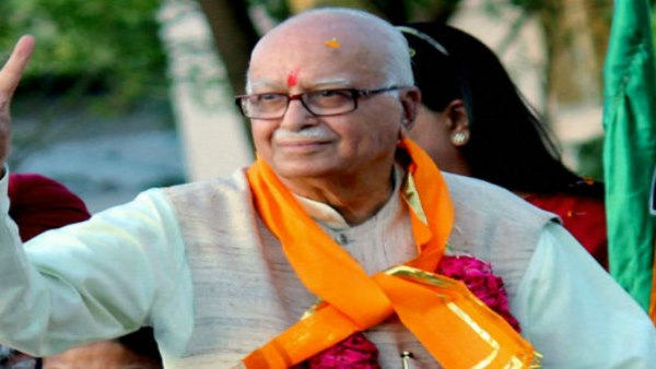 Why did Advani give the statement?