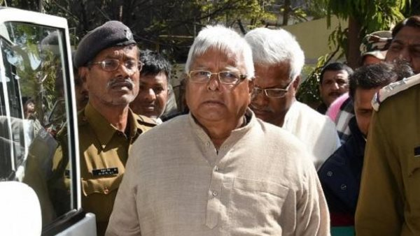 Lalu Prasad Yadav, Chirag Paswan and others leaders Security cover revised by mha