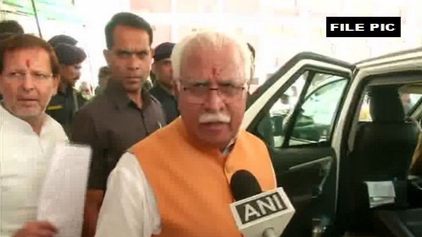 Cm Manohar Lal Khattar has approved a proposal for compulsory retirement of IPS Vinod Kumar