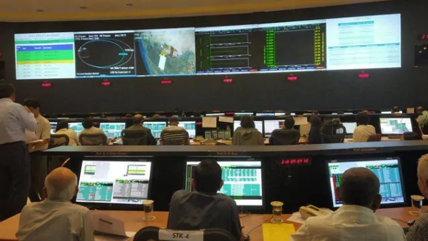 Chandrayaan 2 completed its third orbit raising manoeuvre taking India three steps closer to the moon