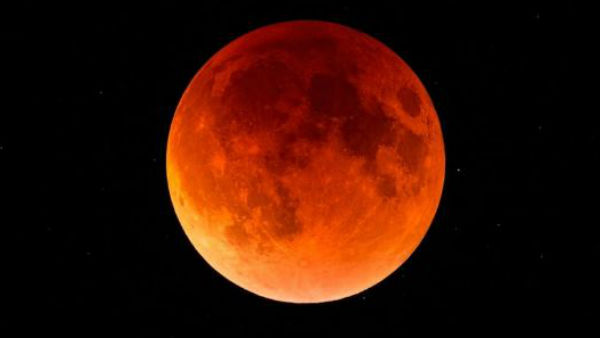 Lunar eclipse takes 9 hours before eclipse
