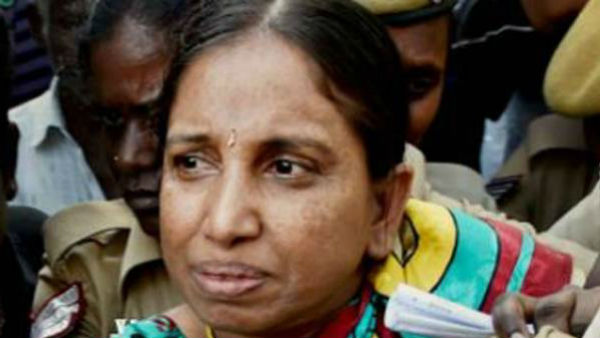 Nalini's daughter was born in jail ...