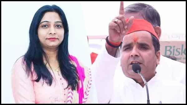 sp leader dharmendra yadav filed petition challenging the election of Sanghmitra Maurya