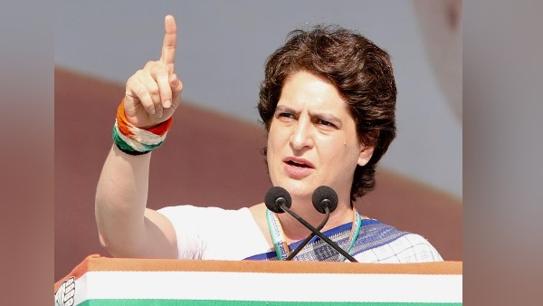 Priyanka Gandhi on Unnao rape case, says Congress is committed to justice, We will fight this strongly