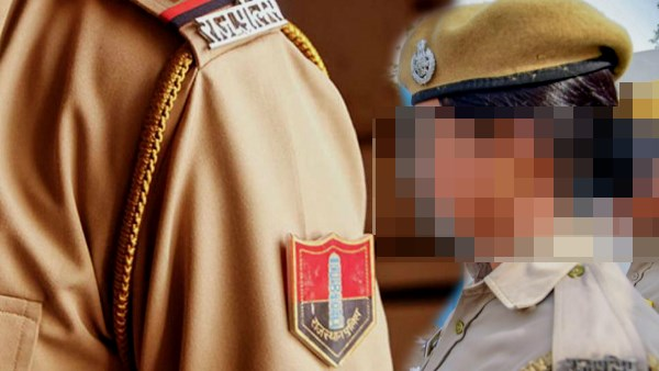 Lady Constable complaint Against Constable Husband in Reengus Police station of Sikar
