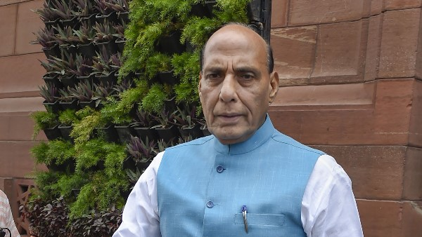 rajnath singh says Resolution of Kashmir issue is bound to take place and no power on earth can stop it