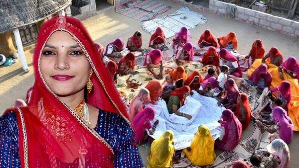 Barmer:8वीं तक पढ़ी रूमा देवी ने बदल दी 75 गांवों की 22 हजार महिलाओं की जिंदगी, जानिए कैसे?