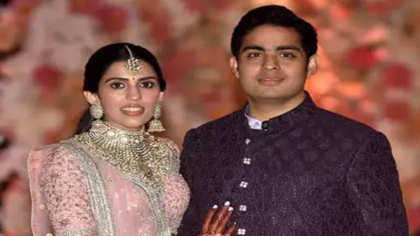 Video wishes to the whole Ambani family on Shloka Mehta birthday