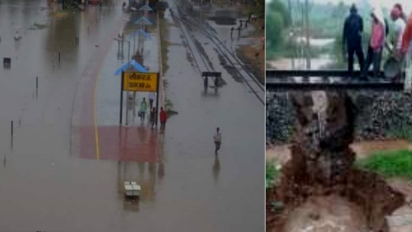 heavy rain in sikar rajasthan Latest Update Five Peoples death