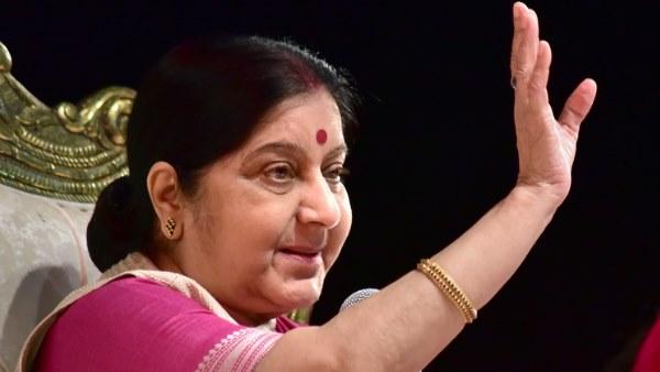 Sushma Swaraj said this about PM Modi