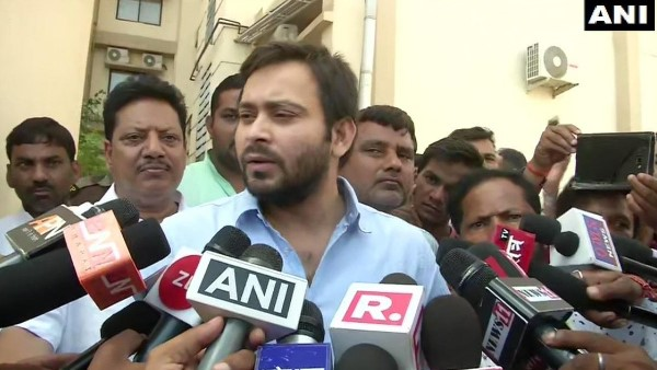 We request Modi govt to declare flood and drought in Bihar a national calamity: Tejashwi