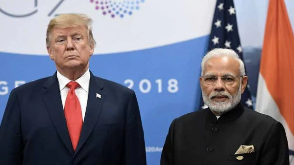 indian govt rejects US President's claim that PM Modi asked Trump to mediate on Kashmir