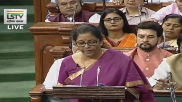 यह पढ़ें:Budget 2019: संसद में वित्त मंत्री ने की इंडिया इंक की तारीफ, बताया रोजगार पैदा करने वाला