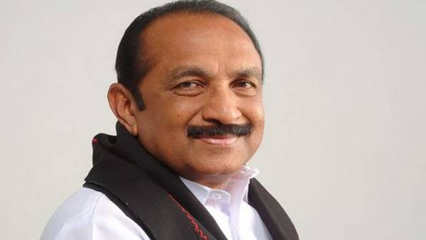 Hindi in Parliament had brought down the standard of debates says MDMK Vaiko
