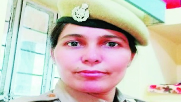 woman Constable Sanju Punia Cought prisoner in Kota