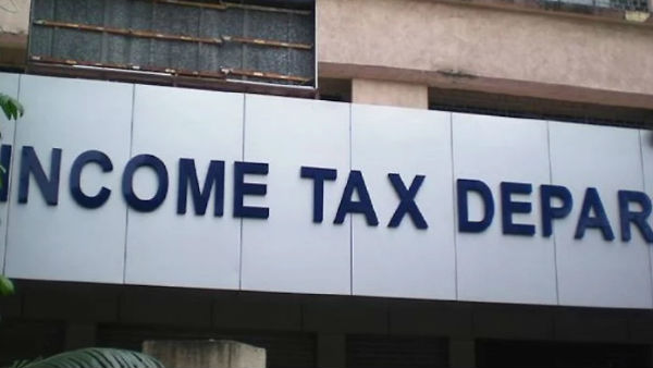 The Income Tax Department gave advice