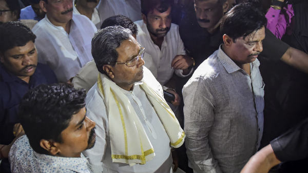 When Siddaramaiah made the alliance of coalition!