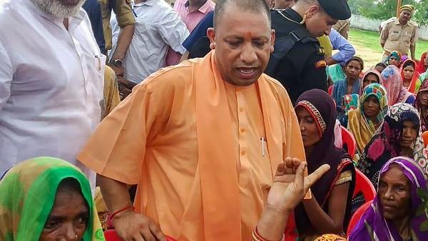 CM Yogi meets victims on Sunday
