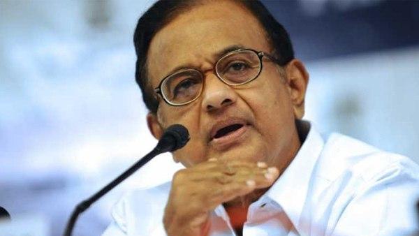 <strong> तमिलनाडु के मुख्यमंत्री पलानीसामी ने कहा- चिदंबरम धरती पर सिर्फ बोझ</strong>