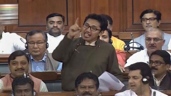 <strong>ये भी पढ़ें-धारा 370 पर इस युवा सांसद के भाषण के मुरीद हुए मोदी-शाह, जमकर बजाई ताली, PM ने ट्वीट किया वीडियो</strong>