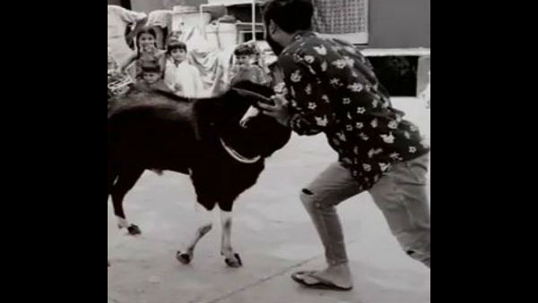 Bakrid 2019: When sacrificial goat attack on Man,Video goes viral