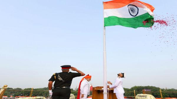 <strong>पढ़ें- Must Read: भारत ही नहीं, ये 4 देश भी 15 अगस्त को मनाते हैं आजादी का जश्न</strong>