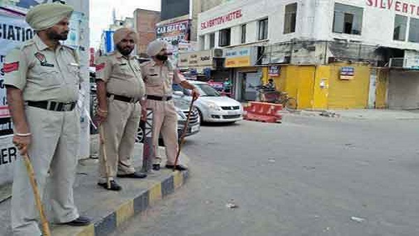 punjab bandh: school colleges shut in four districts over ravidas temple demolition