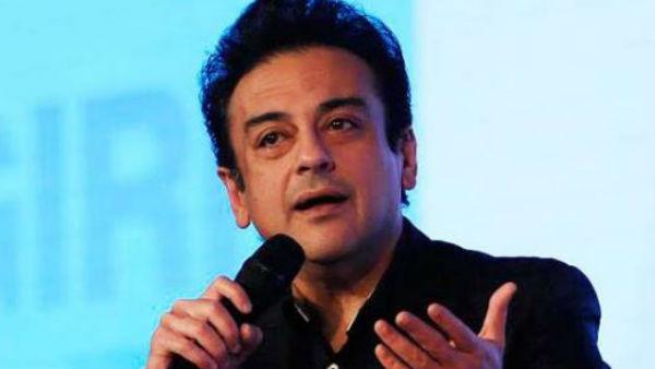 यह पढ़ें: अदनान सामी ने दिया पाकिस्तानी ट्रोलर को मुंहतोड़ जवाब, जानिए कश्मीर पर क्या कहा...