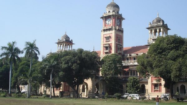 allahabad university student complaint about ranging to senior students, 7 Suspended