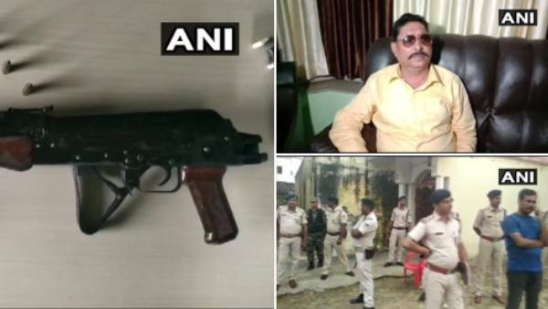 Bihar: AK-47 recovered from MLA Anant Singhs house from Mokama