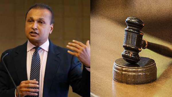 FIR registered against anil ambani company and others