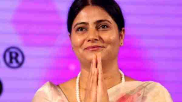challenge to election of anupriya patel issue notice