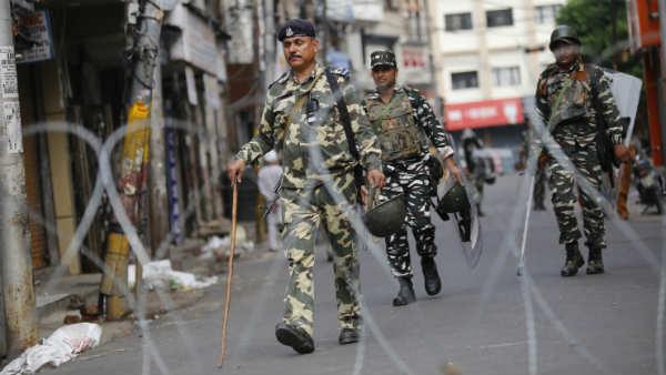 New helpline number released in Kashmir