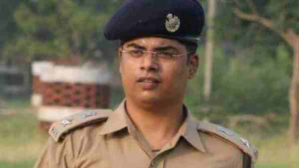 SSP Atul Sharma suspended