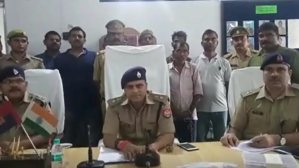 two shooter arrested after encounter with police in ayodhya