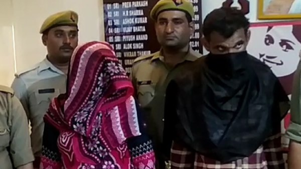 police disclosed woman murder case in baghpat