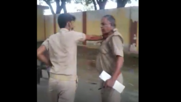 fight between home guard and prd jawan video viral