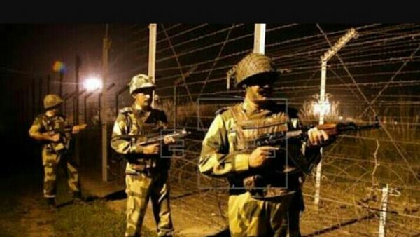 Indian army Air Force on high alert on Rajasthan border