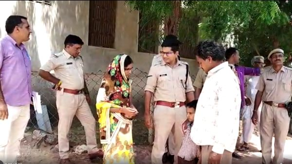Nagaur police on Alert after three child kidnapping information