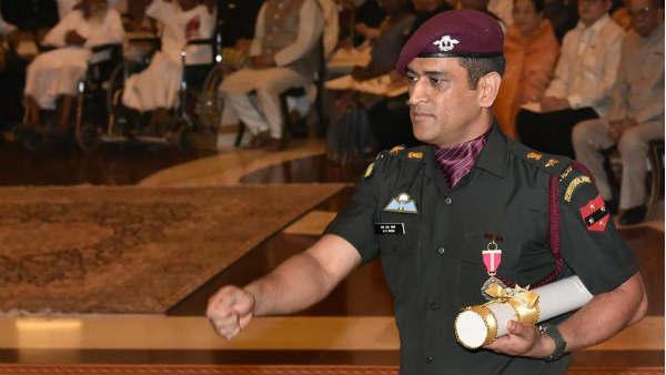 <strong>लद्दाख में 15 अगस्त को तिरंगा फहराएंगे लेफ्टिनेंट कर्नल एमएस धोनी</strong>