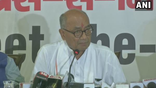 Digvijay Singh says those who raised questions was declared a traitor