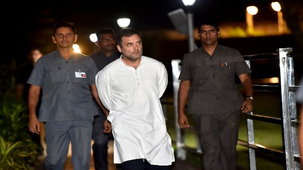 After Article 370 Revoked Congress Leader Rahul Gandhi Visit Jammu and Kashmir with 9 opposition leaders meet local on Saturday