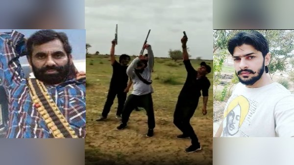 <strong>आनंदपाल-लॉरेंस गैंग के बाद बदमाशों ने बनाई नई गैंग 007, हथियारों के साथ डांस वीडियो वायरल</strong>