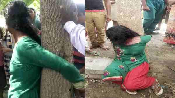 <strong>ये भी पढ़ें:- बच्चा चोर समझकर भीड़ ने महिला को पेड़ से बांधकर बेरहमी से पीटा, 9 लोग गिरफ्तार</strong>
