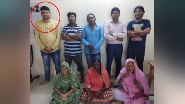 Gujarat: Policemans son caught for playing Gambling at Rajkot police headquarter