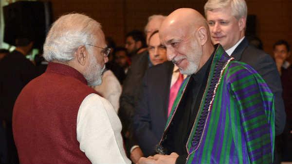 इसे भी पढ़ें-अफगानिस्तान के पूर्व राष्ट्रपति हामिद करजई बोले जम्मू कश्मीर को भारत सरकार के नए फैसले से होगा फायदा